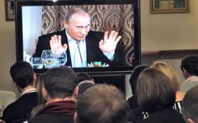 Рейтинг одобрения Путина в России превысил 85 процентов