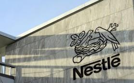 Nestlé сообщила о рекордном замедлении роста продаж