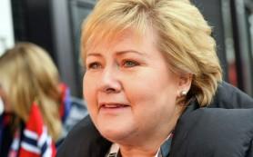 Премьер Норвегии не приедет в Москву на 70-летие Победы