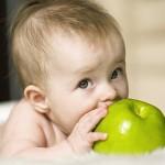 Какие фрукты и овощи наиболее полезны для детей?