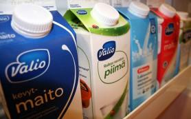 Выручка Valio в России упала на 36 процентов