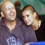 Звезда Голливуда Брюс Уиллис отмечает 60-летие