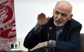 Президент Афганистана поддержал продление военной миссии США