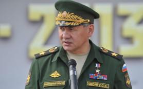 Шойгу заявил о намерении России и Египта подписать протокол о военном сотрудничестве