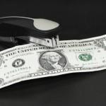 Доллар упал ниже 54 рублей