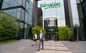Французская Schneider Electric вложит более миллиарда рублей в проекты в России