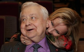 Олег Табаков готовится отметить двойной юбилей