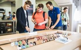 Apple Watch начали продавать в России