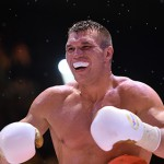 Боксер Дрозд не выйдет на ринг до конца года из-за футбольной травмы