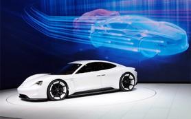 Porsche выпустит собственный электромобиль