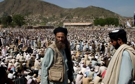 Россия рассматривает запрос о поставках вооружений Афганистану