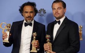 «Выживший» завоевал «Золотой глобус» как лучший драматический фильм