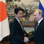 Премьер-министр Японии может встретиться с Путиным в Сочи