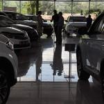 Январские продажи автомобилей повторили антирекорд 2010 года