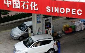 Sinopec остановит разработку четырех нефтяных месторождений в Китае