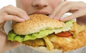 Употребление жирных продуктов приводит к нарушению сна