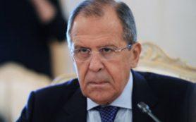 Лавров высказался о новой идее США по Сирии