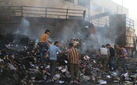 В Сирии идут ожесточенные бои за город Алеппо
