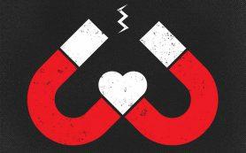 Магниты помогают в любви