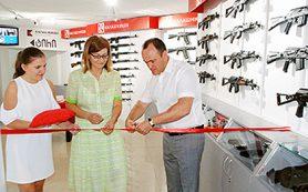 «Калашников» возобновил продажу гражданского оружия в Грузии