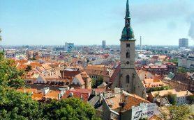 В Братиславе началась новая европейская «война»