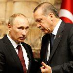 Путин и Эрдоган обсудили ситуацию в Сирии