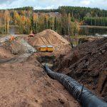 Властям Швеции поступила заявка на начало строительства «Северного потока-2»