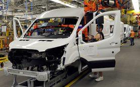 Ford отзовет в России модель Transit