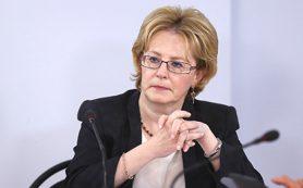 Скворцова заявила об удвоении доли отечественных медицинских изделий