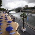 Франция: Парижские пляжи останутся без песка