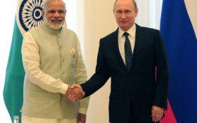 Путин и Моди запустили второй энергоблок АЭС «Куданкулам»