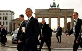 Чем запомнится прощальный визит в Европу действующего президента США