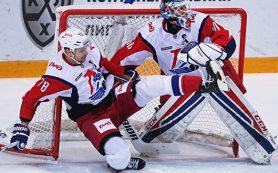 «Локомотив» прервал 6-матчевую победную серию ЦСКА в чемпионате КХЛ