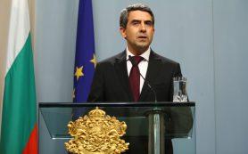 Президент Болгарии: Россия подрывает ЕС изнутри