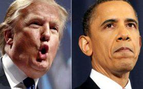 Трамп обвинил Обаму в отказе обеспечить «гладкую» передачи власти