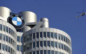 BMW в этом году начнет тест-драйв самоуправляемых автомобилей