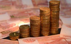 Рубль утром рос на три копейки к доллару и снижался на две копейки к евро