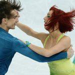 Фигуристы Загорски и Гурейро победили в танцах на льду в Финале КР