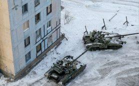 ОБСЕ зафиксировала украинские танки в Авдеевке