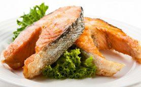 Употребление рыбы влияет на интеллект ребенка