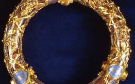 В Патриаршем дворце Кремля открылась выставка «Людовик Святой и реликвии Сент-Шапель»