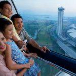 Сингапур опережает Москву на 97 уровней