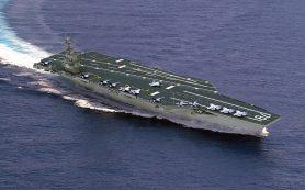 В США объяснили уязвимость авианосцев перед российским оружием