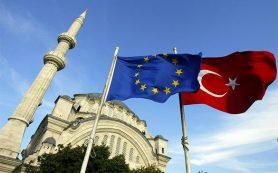 Турция заморозила правительственные контакты с Нидерландами