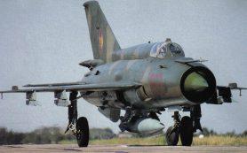 Разбившийся в Турции сирийский истребитель был сбит