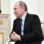 Путин заявил о готовности продолжать сотрудничество с Украиной в газовой сфере