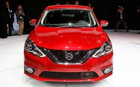 Nissan Sentra сняли с производства в России