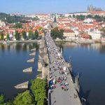 Чехия: Набережная Влтавы превратится в променад