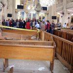 Ответственность за взрывы в египетских церквях взяла на себя ИГ