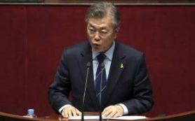 Кандидат в лидеры РК выступил за проведение Олимпиады вместе с КНДР